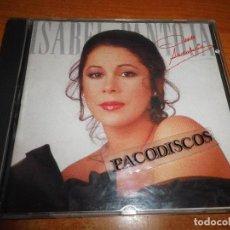 CDs de Música: ISABEL PANTOJA DESDE ANDALUCIA CD ALBUM DEL AÑO 1988 1ª EDICIÓN JUAN GABRIEL CONTIENE 9 TEMAS. Lote 110734775