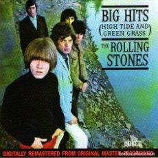 CDs de Música: THE ROLLING STONE - BIG HITS (HIGH TIDE AND GREEN GRASS) - CD 12 TRACKS - ABKCO / LONDON. Lote 110744855