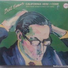 CDs de Música: CALIFORNIA HERE I COME - BILL EVANS - CD - EDDY GOMEZ - PHILLY JOE JONES. Lote 110746331