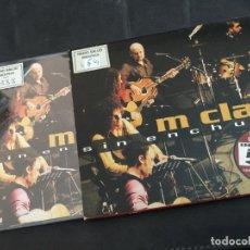 CDs de Música: M CLAN (SIN ENCHUFE) CD EDICION LIMITADA. SIN EL DVD (CDI14). Lote 235374075
