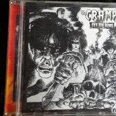 CDs de Música: CD THE CRAMPS: ...OFF THE BONE. Lote 110774607