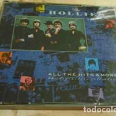CDs de Música: THE HOLLIES – ALL THE HITS AND MORE - THE DEFINITIVE COLLECTION DOBLE CD + LIBRETO. Lote 110781643