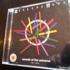 CDs de Música: DEPECHE MODE - SOUNDS OF THE UNIVERSE / CD+DVD. Lote 110781695