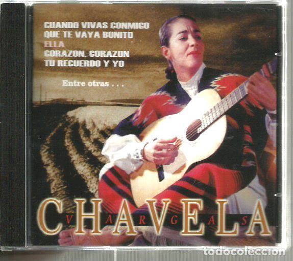 CD CHAVELA VARGAS : CHAVELA (Música - CD's Latina)