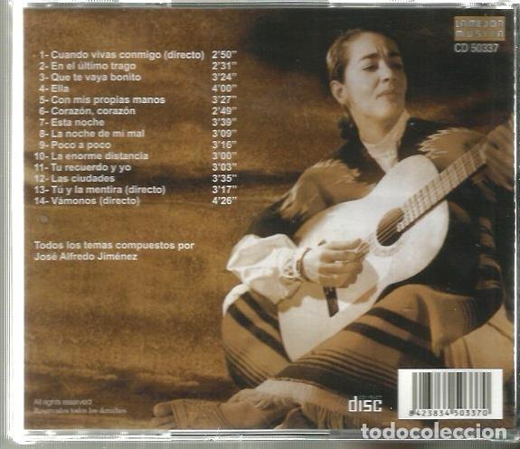 CDs de Música: CD CHAVELA VARGAS : CHAVELA - Foto 2 - 110792207