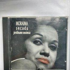 CDs de Música: MORAIMA SECADA. PERDÓNAME CONCIENCIA. Lote 110893212
