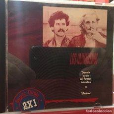 CDs de Música: CD URUGUAYO DE LOS OLIMAREÑOS. Lote 110919363