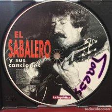 CDs de Música: CD DE JOSÉ CARBAJAL ALIAS EL SABALERO. Lote 110920687