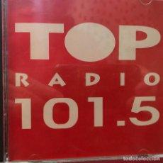 CDs de Música: CD ARGENTINO DE ARTISTAS VARIOS TOP RADIO 101.5 AÑO 1994. Lote 110921703
