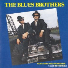 CDs de Música: THE BLUES BROTHERS - THE BLUES BROTHERS (MUSIC FROM THE SOUNDTRACK). Lote 110922611