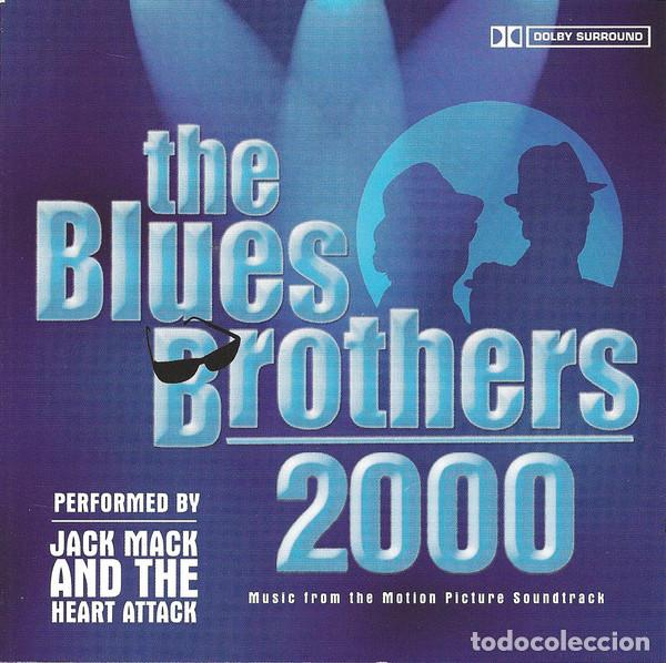 JACK MACK AND THE HEART ATTACK - THE BLUES BROTHERS 2000 (Música - CD's Jazz, Blues, Soul y Gospel)
