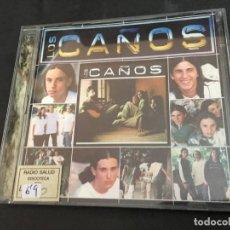 CDs de Música: LOS CAÑOS (LOS CAÑOS) 2 CD 15 TRACK (CDI14). Lote 195068058
