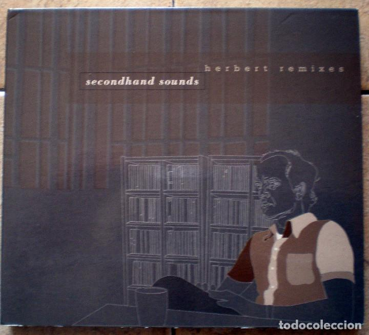 HERBERT – SECONDHAND SOUNDS: HERBERT REMIXES PEACEFROG RECORD 2CD DIGIPACK 2002 (Música - CD's Otros Estilos)