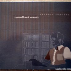 CDs de Música: HERBERT – SECONDHAND SOUNDS: HERBERT REMIXES PEACEFROG RECORD 2CD DIGIPACK 2002 . Lote 110953767