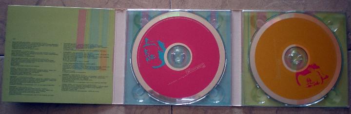 CDs de Música: Herbert – Secondhand Sounds: Herbert Remixes Peacefrog Record 2CD digipack 2002 - Foto 2 - 110953767