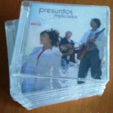 CDs de Música: 9 CDS PRESUNTOS IMPLICADOS SERA. Lote 110956263
