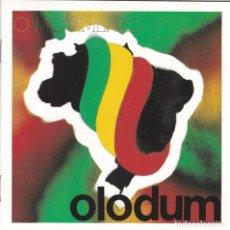CDs de Música: BANDA OLODUM,O MOVIMENTO EDICION ALEMANA . Lote 111050479