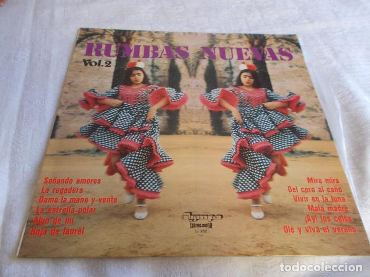 RUMBAS NUEVAS VOL. 2 (Música - CD's Flamenco, Canción española y Cuplé)