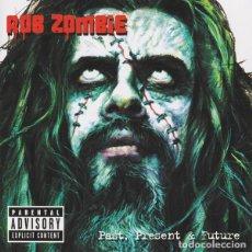 CDs de Música: ROB ZOMBIE -- PAST, PRESENT & FUTURE -WHITE ZOMBIE. Lote 111185079