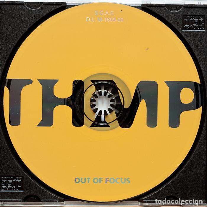 CDs de Música: The Hardmenpath / Out of Focus - Foto 4 - 111215983
