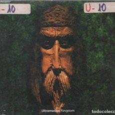 CDs de Música: ULTRAMARINE / KINGDOM (2 VERSIONES) - GOLDCREST (CD SINGLE RF-434. Lote 111220607