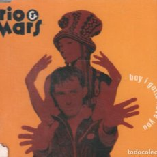 CDs de Música: RIO & MARS BOY I GOTTA HAVE YOU PROMO CD-MAXI 4 TRACKS CD 438, BUEN ESTADO. Lote 111222955