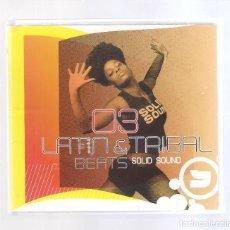 CDs de Música: LATIN & TRIBAL BEATS 3 (CD SOLID SOUND G 047). Lote 111232735