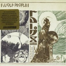 CDs de Música: WOLF PEOPLE - RUINS - CD DIGIPACK PRECINTADO. Lote 111268899