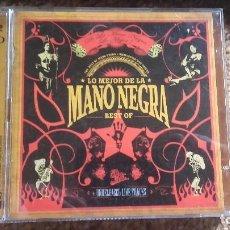 CDs de Música: MANO NEGRA , LO MEJOR DE LA .. BEST OF , LIVE , 2XCD ESTADO IMPECABLE ENVIO ECONOMICO. Lote 111326403