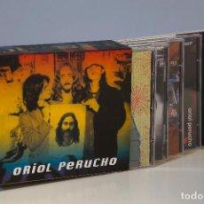 CDs de Música: ORIOL PERUCHO BOX. ESTUCHE PRECINTADO CON 4 CD + 1DVD + LIBRETO. EDICIÓN LIMITADA.. Lote 138944256