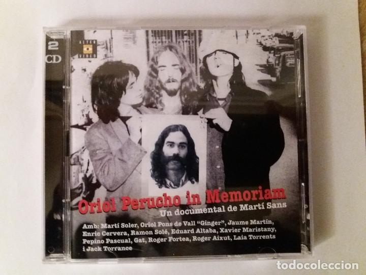 CDs de Música: ORIOL PERUCHO BOX. Estuche precintado con 4 CD + 1DVD + Libreto. Edición limitada. - Foto 5 - 138944256