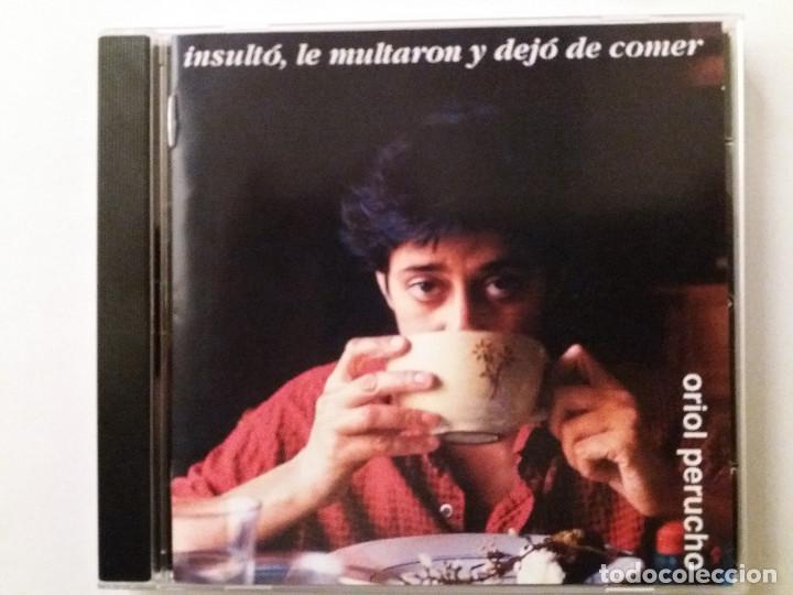 CDs de Música: ORIOL PERUCHO BOX. Estuche precintado con 4 CD + 1DVD + Libreto. Edición limitada. - Foto 6 - 138944256