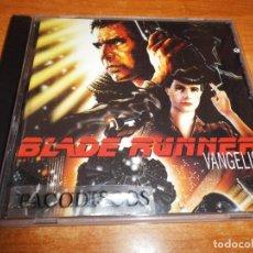 CDs de Música: BLADE RUNNER BANDA SONORA CD ALBUM DEL AÑO 1994 ALEMANIA VANGELIS CONTIENE 12 TEMAS. Lote 111369203