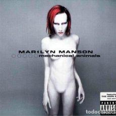 CDs de Música: MARILYN MANSON--MECHANICAL ANIMALS . Lote 111371663