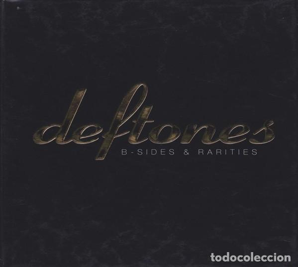 DEFTONES – B-SIDES & RARITIES -DOBLE CD-EDICION DIGIPAK (Música - CD's Heavy Metal)