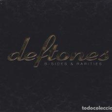 CDs de Música: DEFTONES – B-SIDES & RARITIES -DOBLE CD-EDICION DIGIPAK. Lote 111376127