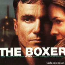 CDs de Música: THE BOXER / GAVIN FRIDAY & MAURICE SEEZER CD BSO. Lote 111388863