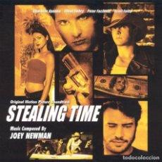 CDs de Música: STEALING TIME / JOEY NEWMAN CD BSO. Lote 111389051