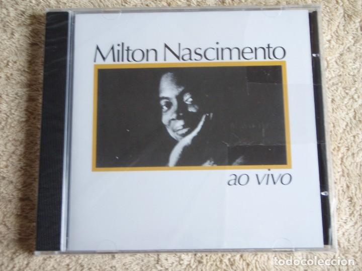 MILTON NASCIMENTO ( AO VIVO ) CD PRECINTADO 1983-BRASIL (Música - CD's Latina)