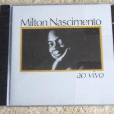 CDs de Música: MILTON NASCIMENTO ( AO VIVO ) CD PRECINTADO 1983-BRASIL. Lote 111407171