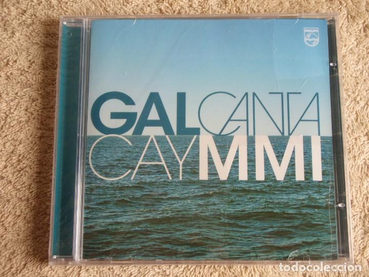 GAL COSTA ( GAL CANTA CAYMMI ) CD PRECINTADO 2010-BRASIL (Música - CD's Latina)
