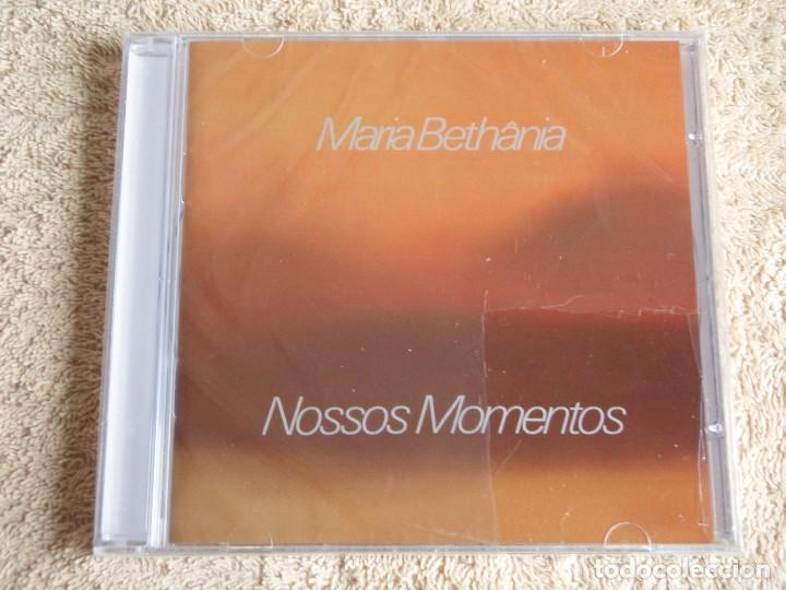 MARIA BETHANIA ( NOSSOS MOMENTOS ) CD PRECINTADO 2011-BRASIL (Música - CD's Latina)