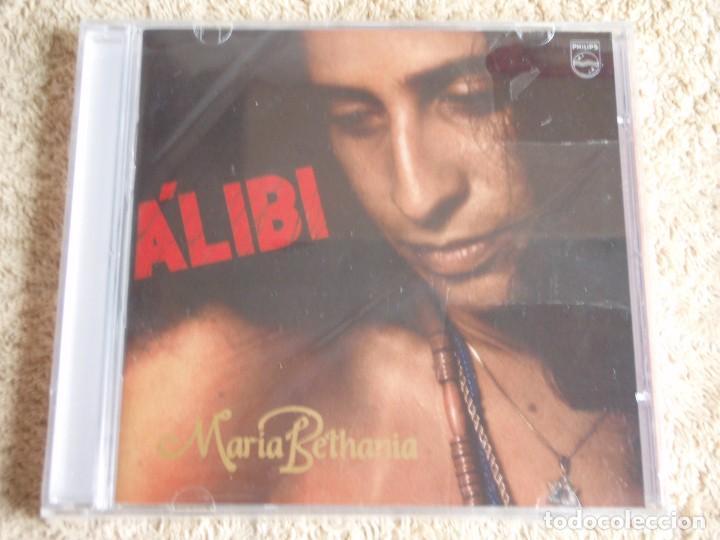 MARIA BETHANIA ( ÁLIBI ) CD PRECINTADO 2011-BRASIL (Música - CD's Latina)