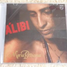 CDs de Música: MARIA BETHANIA ( ÁLIBI ) CD PRECINTADO 2011-BRASIL . Lote 111411819