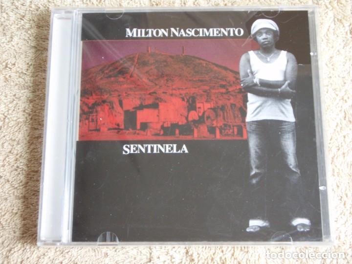 MILTON NASCIMENTO ( SENTINELA ) CD PRECINTADO 1989-BRASIL (Música - CD's Latina)