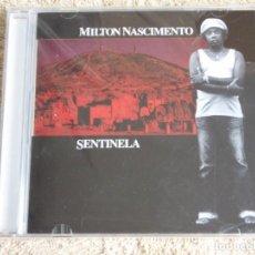 CDs de Música: MILTON NASCIMENTO ( SENTINELA ) CD PRECINTADO 1989-BRASIL. Lote 111412919