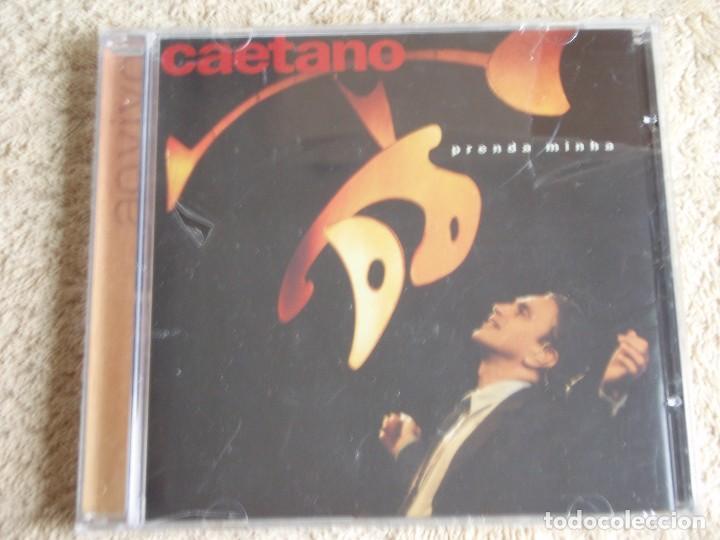 CAETANO VELOSO (PRENDA MINHA ) CD PRECINTADO 1998-BRASIL (Música - CD's Latina)