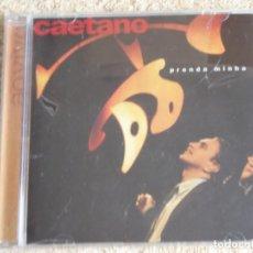 CDs de Música: CAETANO VELOSO (PRENDA MINHA ) CD PRECINTADO 1998-BRASIL. Lote 111414003