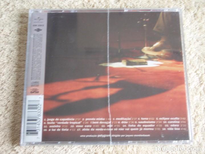 CDs de Música: CAETANO VELOSO (PRENDA MINHA ) CD PRECINTADO 1998-BRASIL - Foto 2 - 111414003