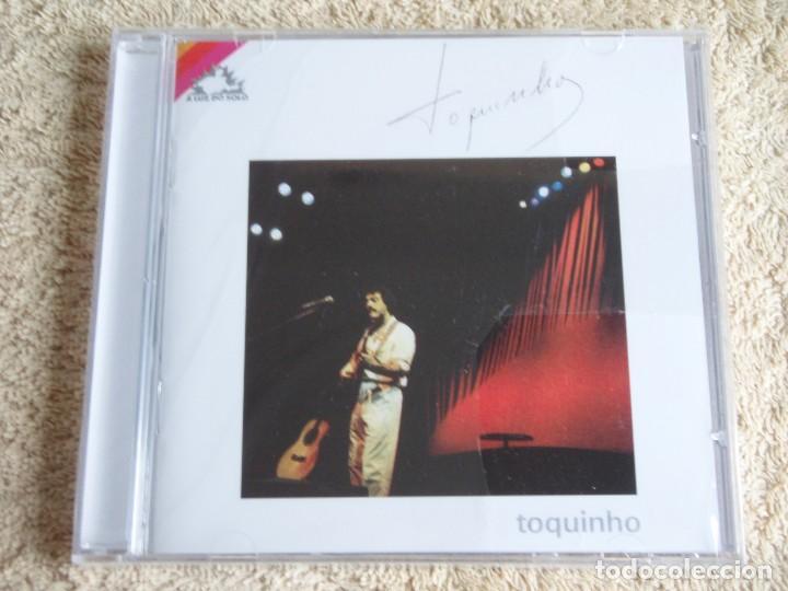 TOQUINHO ( A LUZ DO SOLO ) CD PRECINTADO BRASIL (Música - CD's Latina)
